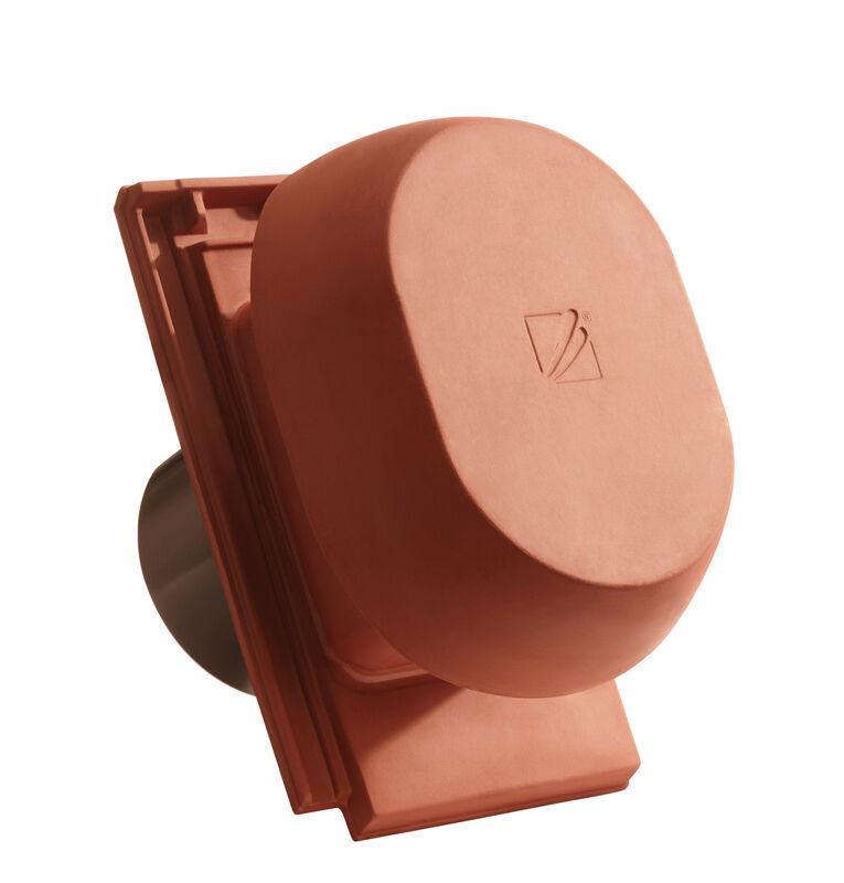 DOM SIGNUM keramische ventilatie opening DN 200 mm incl. Verbindingsstuk