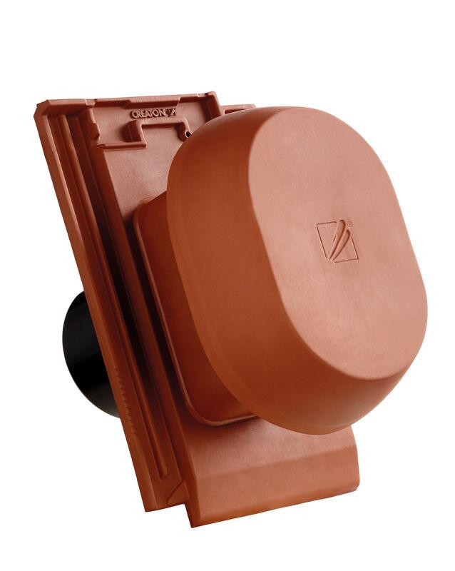 MIK SIGNUM keramische ventilatie opening DN 150/160 mm incl. Verbindingsstuk