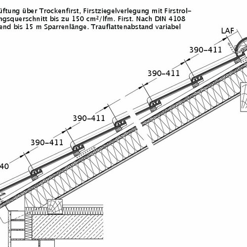 Product technical drawing MAGNUM DQL DQL
