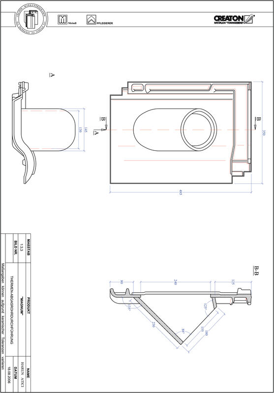Product CAD file MAGNUM Thermal THERME