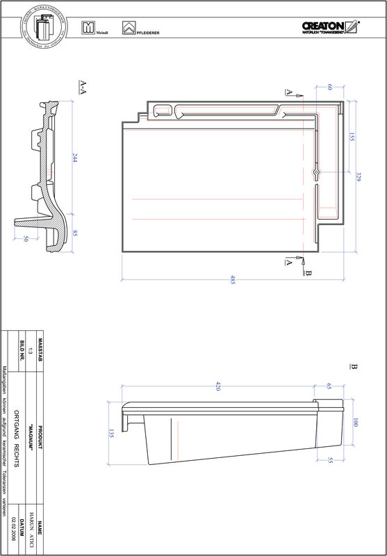 Product CAD file MAGNUM verge right OGR