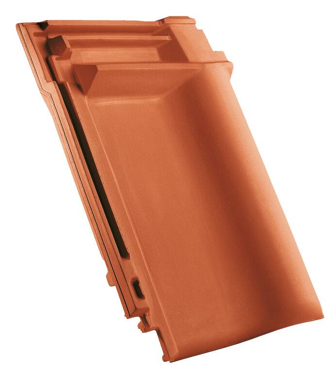 MAG ridge connection ventilating tile