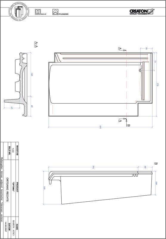 Product CAD file TERRA OPTIMA verge right OGR