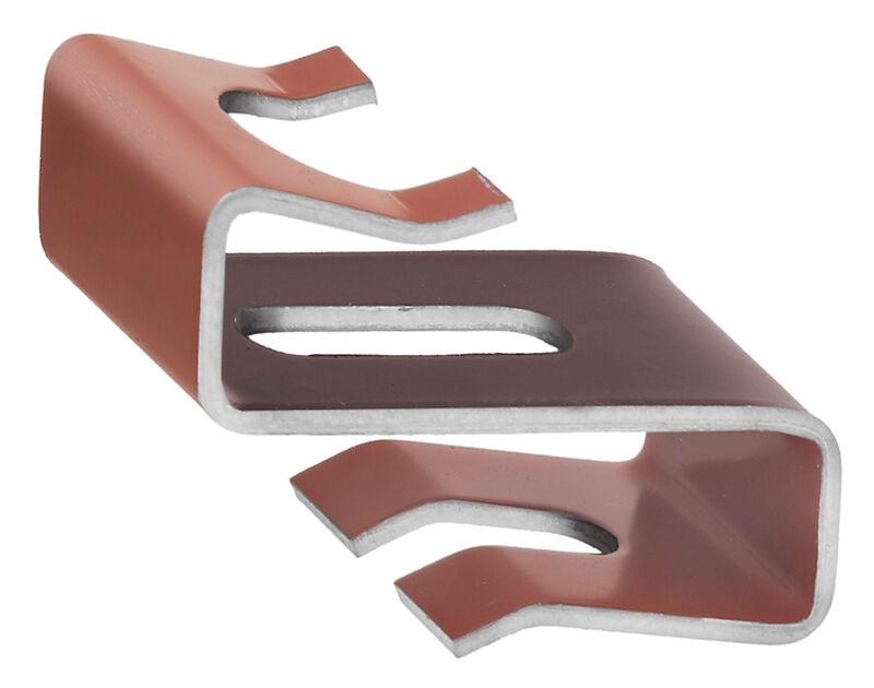 Ridge clip aluminium PD
