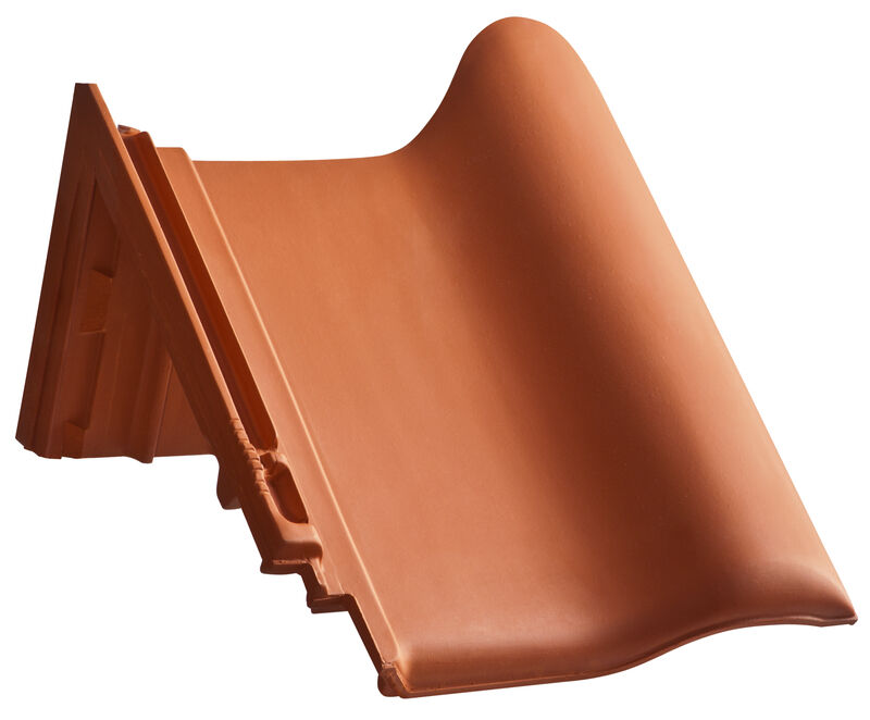 MAG shed roof tile decorated special size