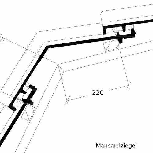Technische tekening SINFONIE MAZ