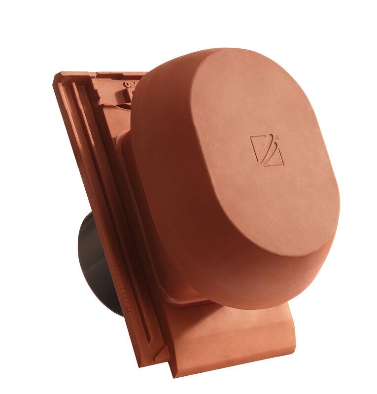 MIK SIGNUM keramische ventilatie opening DN 200 mm incl. Verbindingsstuk