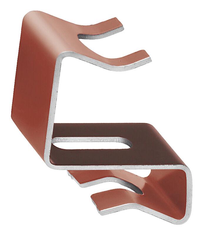 Ridge clip aluminium PF