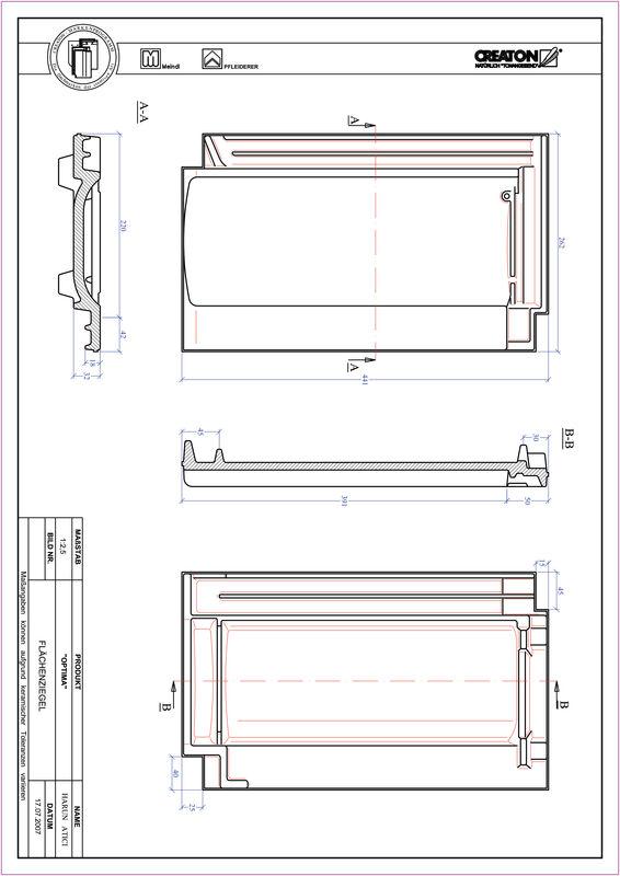 Product CAD file TERRA OPTIMA field FLA