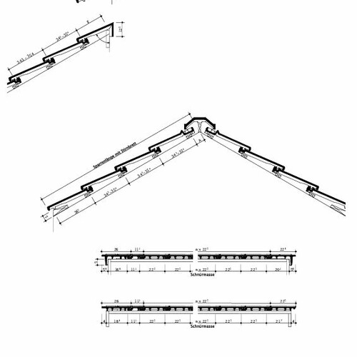 Product technical drawing DOMINO Switzerland DOMINO