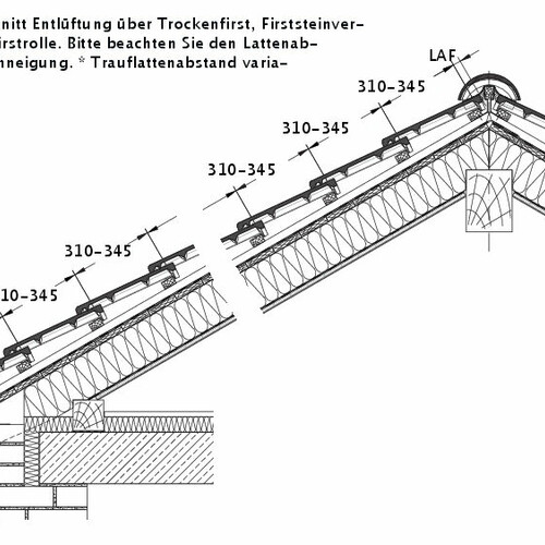 Technische tekening HEIDELBERG DQF LUEFT-PROFILIERTE-BDS