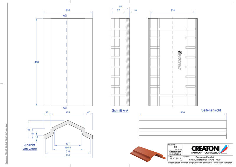 Product CAD file KAPSTADT accessories FIRST-Firststein