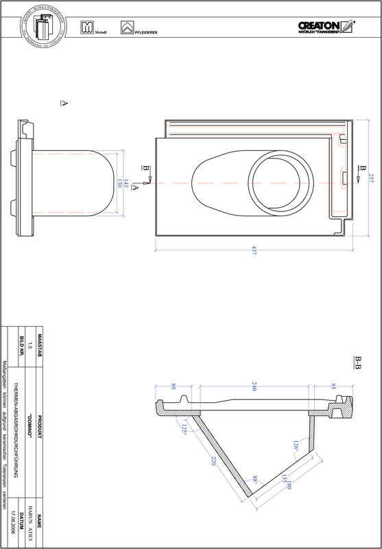 Product CAD file DOMINO Thermal THERME